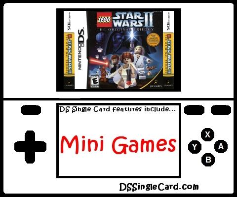 DSSingleCard.com - LEGO Star Wars II: The Original Trilogy - Profile